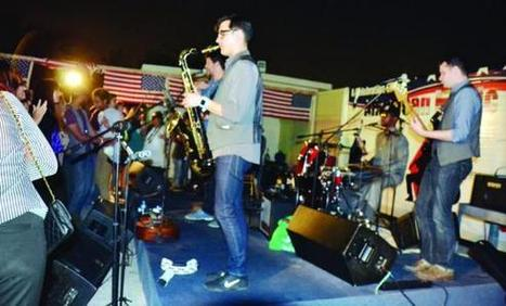 Ny band delivers message of hope in Jeddah concert - Arab News | Orient Oriented | Scoop.it