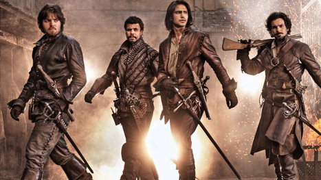 MIPTV: Netflix Cuts Multi-Territory Deal For BBC's 'The Musketeers' | TV Trends | Scoop.it
