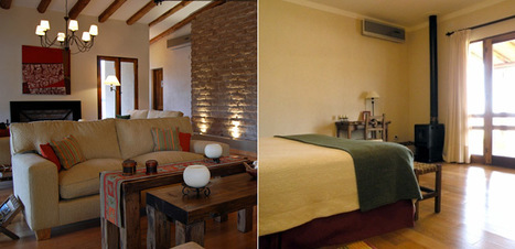Wine & Golf Lodge Classic Suite Package for 2 Travelers | Algodon Wine Estates & Champions Club | Scoop.it