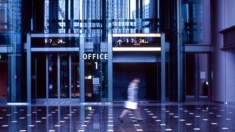 Entreprises: le hall d'entrée est mort   D'Dline 2020, vecteur du bâtiment durable   Scoop.it