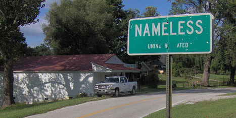 Wonderfully Weird Southern Town Names | AP Human Geography | Scoop.it