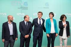 La corrupción hace tambalearse a Feijóo en el debate de TVG | Partido Popular, una visión crítica | Scoop.it