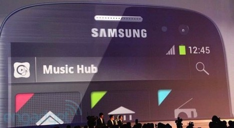 Samsung expects Music Hub to reach competitors\' devices, more countries   .net dev   Scoop.it
