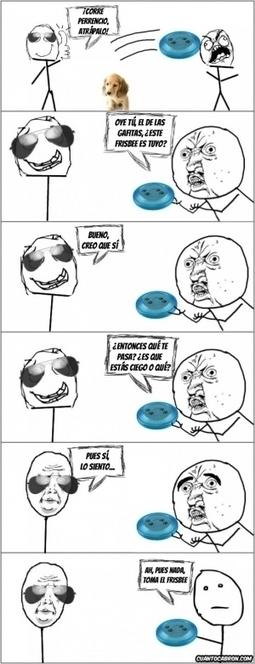 El frisbee | ultimate frisbee | Scoop.it