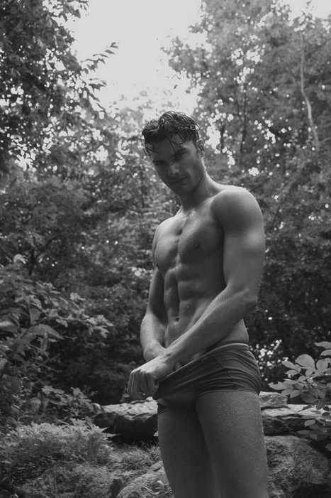 Aurelien Muller Shirtless by Sean P. Watters | FlexingLads | Scoop.it