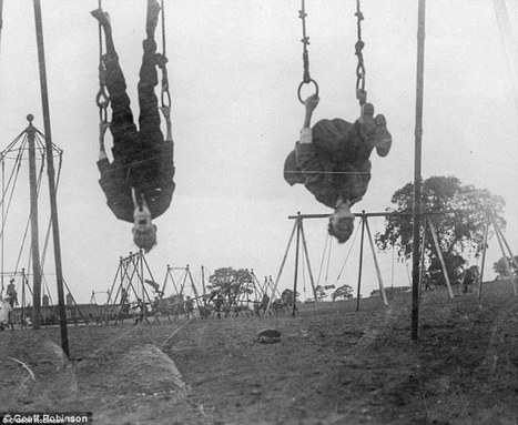 Book shows inventor of playground had disdain for health and safety | Workplace Health and Safety | Scoop.it
