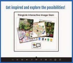 Cool Tools for 21st Century Learners: Share and Inspire Through ThingLink Interactive Image Slams | Skolbiblioteket och lärande | Scoop.it