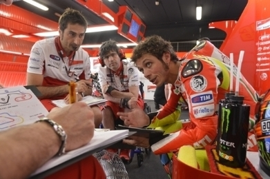 Ducati and Rossi to part ways at the end of 2012 | Ducati news | Scoop.it