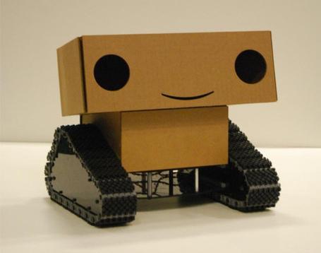 robots de carton imagui. Black Bedroom Furniture Sets. Home Design Ideas