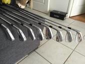 Serie de fers mizuno mp 68 du 3 au pw shaft dynamic gold S300 | www.Troc-Golf.fr | Troc Golf - Annonces matériel neuf et occasion de golf | Scoop.it