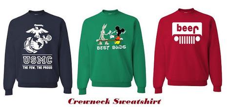 Proper Maintenance of Crew Neck Sweatshirts   Online Shopping   Scoop.it