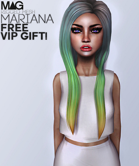 Mag - vip gift may | secondlife | Scoop.it