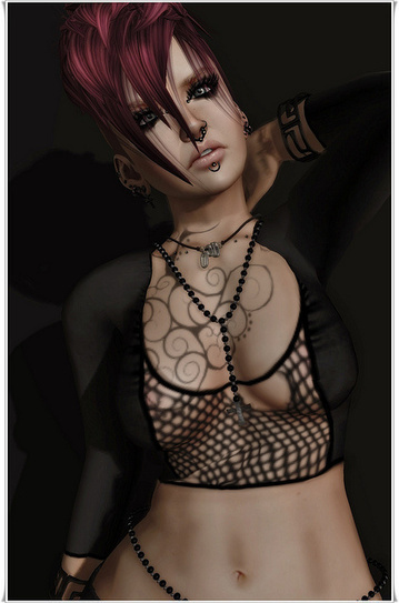 Mes Sucreries / N-core / L&B | Second Life Fashion | Scoop.it