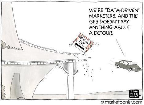 """Marketing Seat At The Table"" cartoon | Tom Fishburne: Marketoonist | B2B Marketing and PR | Scoop.it"