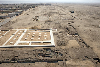 Restoration works and new discoveries at Tell el Amarna | Histoire et Archéologie | Scoop.it