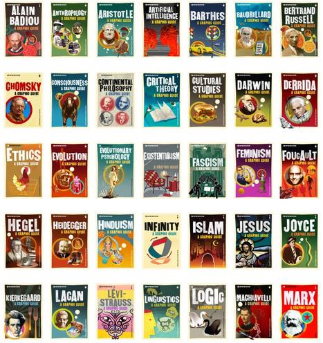 Introducing Books – Graphic Guides   interweb   Scoop.it
