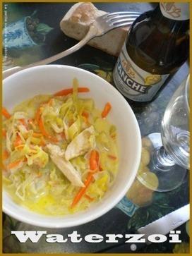 Recettes - Waterzoï | EatingCulture | Belgium | Hobby, LifeStyle and much more... (multilingual: EN, FR, DE) | Scoop.it