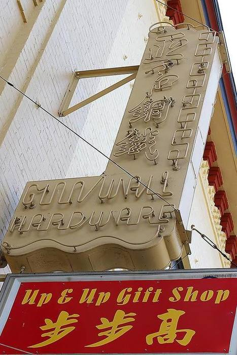 Touring Chinatown's Fading Neon Signs, Part 1 | Hoodline | Lighting in history | Scoop.it