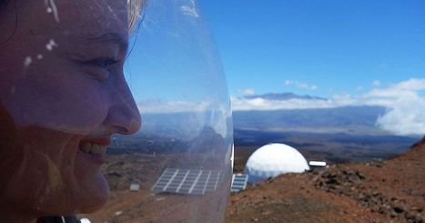 Crew of simulated Mars mission 'returns' to Earth after one year   STEM Connections   Scoop.it