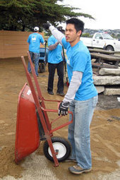 VIDEO: CEO Joins PG&E Volunteers to Beautify State Park Area at ... | CSR for Research | Scoop.it
