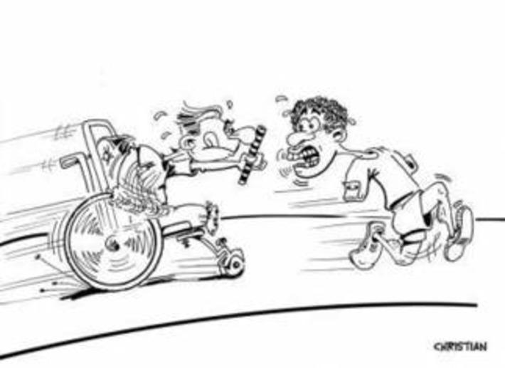 Les jeux paralympiques commencent le 29/8 | Baie d'humour | Scoop.it