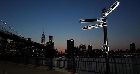 Points : les panneaux de signalisation de la ville du futur s'appuieront sur les réseaux sociaux | L'Atelier: Disruptive innovation | E-marketeur dans tous ses états | Scoop.it
