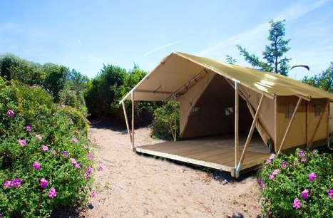 New Luxury Tents, coming soon in our Camping in Capalbio! | Glamping | Scoop.it