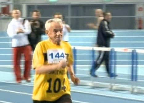 Emocionante! Senhor de 104 anos bate recorde nos 60 metros rasos - Fotos - R7 Esportes Olímpicos | ESPORTES - DESAFIOS | Scoop.it