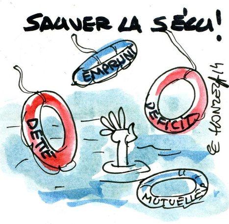 Il faut sauver la Sécu ! - Contrepoints | Politique de santé et de protection sociale | Scoop.it