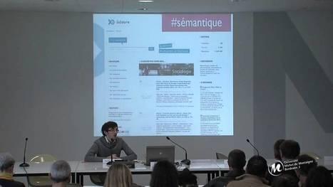 Lectures numériques, lectures industrielles par Alain Giffard - YouTube | Humanidades digitales | Scoop.it