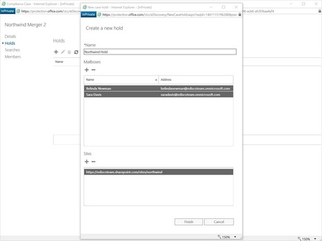 New enhancements to Office 365 eDiscovery further simplify the eDiscovery process - Office Blogs | Social Sharepoint | Scoop.it