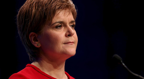 "Brexit against Scots' wishes would be ""democratically indefensible"" - Nicola Sturgeon 