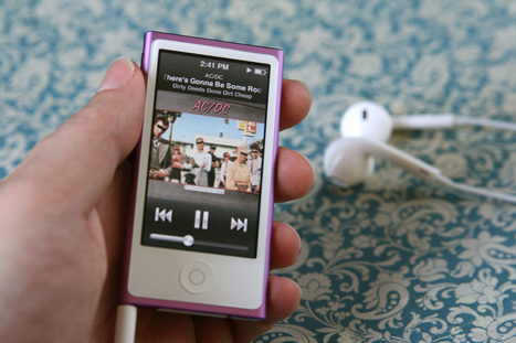 Review: 7th-generation iPod nano does little to excite | Apple Product Reviews | Scoop.it