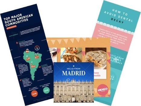 Más de 195 diseños de plantillas listas para tus emails, infografías y más. | Social Media | Scoop.it