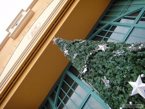 Christmas in the Walt Disney Studios   Disneyland Paris   Scoop.it