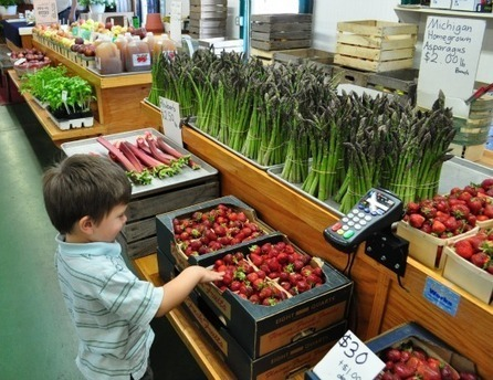 Easy Ways to Teach Your Kids Where Their Food Comes From | Sustainable Food | Scoop.it