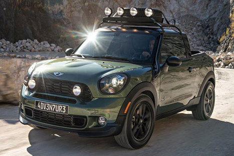 Mini Paceman Adventure | Everything & All | Scoop.it