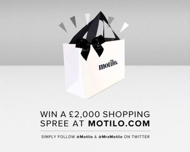 Motilo's Fabulous Competition Win £2000 To Spend At Motilo.com : by Styling Amsterdam | By Styling Amsterdam Fashion Designers Models Trendsetters Daily Notes Agenda Guide Style Trends Magazine Calendar Planner News Fashion days and deals Celebrity styles | Scoop.it