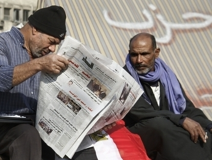 Egyptians fear decay of press freedoms under Morsi | Égypt-actus | Scoop.it