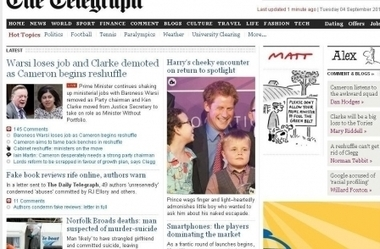 First Telegraph redundancies revealed as title cuts 80 journalism jobs | PressGazette | digital journalism tools and topics | Scoop.it