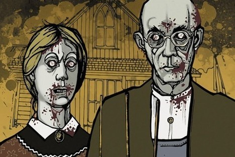 Zombie Studies Gain Ground on College Campuses - Wall Street Journal | Zombies | Scoop.it
