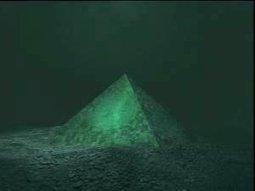 Triangle des Bermudes: découvertes de deux pyramides de verre géantes immergées | Imaginaire et jeux de rôle : news | Scoop.it