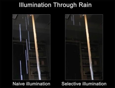Intel developing headlights that make rain invisible [w/video] - Autoblog - Autoblog (blog)   Movin' Ahead   Scoop.it