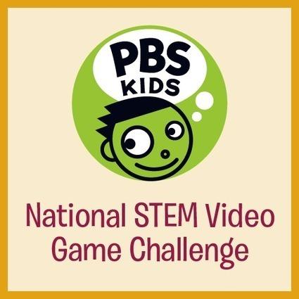 STEM Video Game Challenge: PBS KIDS Stream | Video Game Design for Schools | Scoop.it