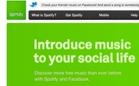 Facebook F8 Conference Helped Spotify, Others Music Services; We Got Numbers! | Music business | Scoop.it