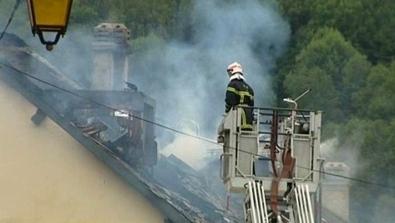 Incendie dans un hôtel d'Arreau (65)  - France 3 Régions | Vallée d'Aure - Pyrénées | Scoop.it