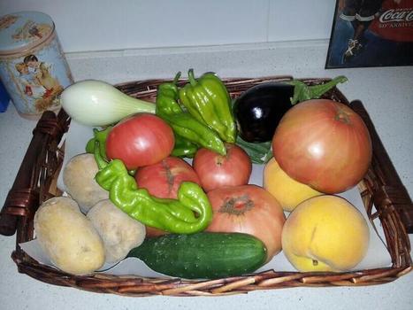 Twitter / jobalcogar: Enjoying these organic vegetables ...   Organic Fruit   Scoop.it