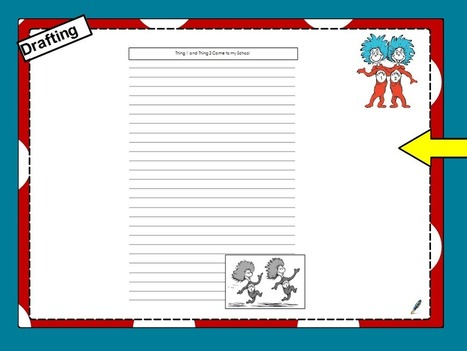Seuss-Tastic Writing and a Freebie | Using Common Core Standards | Scoop.it