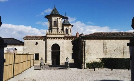 #Bordeaux 2014: Cos d'Estournel - one of the stand out wineries | Vitabella Wine Daily Gossip | Scoop.it