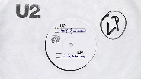 U2 a été payé par Apple pour livrer gratuitement son album | We are numerique [W.A.N] | Scoop.it